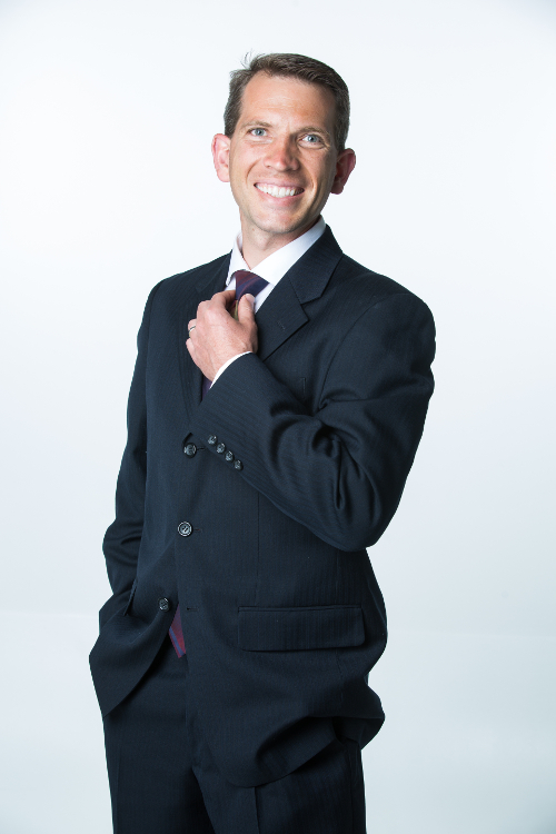 Meet Dr. Shane Sykes, a dentist in Reno, NV.
